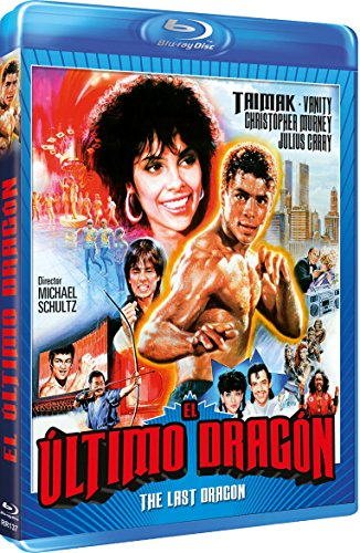 El Ultimo Dragon (The Last Dragon)  [Blu-ray]: Amazon.es ...