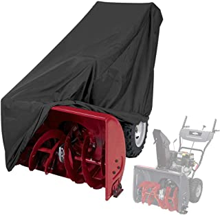 Himal Snow Thrower Cover-Heavy Duty Polyester,Waterproof,UV Protection,Universal Size for..