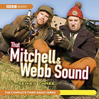 That Mitchell and Webb Sound: Radio Series 3                   著者:                                                                                                                                 David Mitchell,                                                                                        Robert Webb                               ナレーター:                                                                                                                                 David Mitchell,                                                                                        Robert Webb                      再生時間: 2 時間  48 分     レビューはまだありません。     総合評価 0.0
