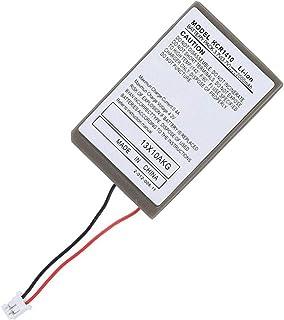 Socobeta 3,7 V con Cavo USB Batteria 2000mA Affidabile per Controller di Gioco PS4