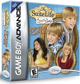The Suite Life of Zack & Cody: Tipton Caper - Game Boy Advance