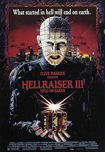 Close Up Hellraiser III Poster (67,7cm x 101,2cm)