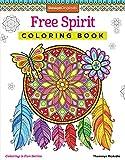 Free Spirit Coloring Book: 13 (Coloring is Fun) pens for mandalas Apr, 2021