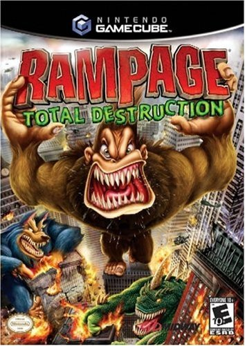 Rampage Total Destruction - Gamecube (Renewed)