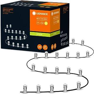LEDVANCE Oprawa oświetleniowa ogrodowa LED: for uziemienie, ENDURA GARDEN DOT / 12 W, 220…240 V, kąt rozsyłu światła: 33°,...