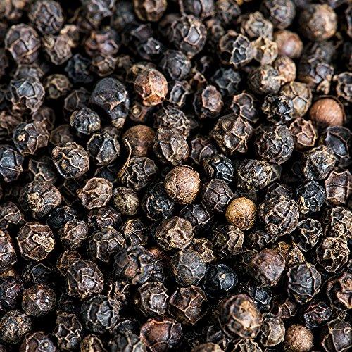 神戸アールティー ブラックペッパーホール 500g Black Pepper Whole ブラックペッパー 原型 黒胡椒 コショウ スパイス 香辛料 業務用