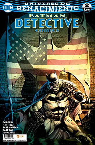 BATMAN: DETECTIVE CÓMICS 2