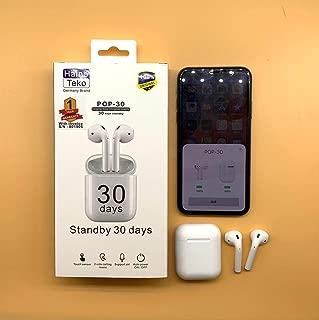 Haino Teko-Germany Brand-POP-30 Bluetooths 5.0 wireless headphones earphone true wireless earbuds by haino teko