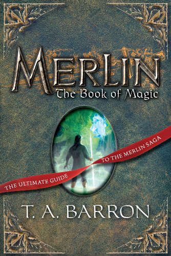 The Book of Magic: Book 12 (Merlin) (English Edition)