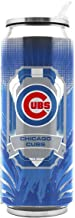 Duck House MLB Chicago Cubs SS Thermocan Sports Fan Kitchen Products, Large/16.9 oz, Multicolor