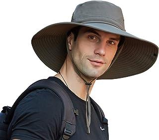 OZ SMART Wide Brim Sun Hat UPF 50 + UV Protection, Men/Women Premium Multiple Style Bucket Hat for Fishing, Hiking, Campin...