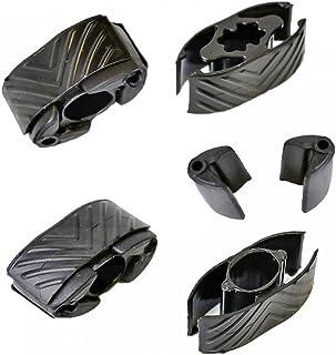Twowinds - 7701209744 Kit reparación agarres Techo Solar Megane Scénic - lote 4 piezas