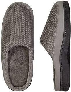 Men's Memory Foam Mesh Clog Slippers