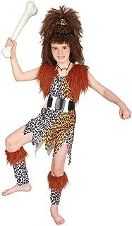 Matissa Cave Girl Halloween Costume Savage Girl Fancy Dress Party