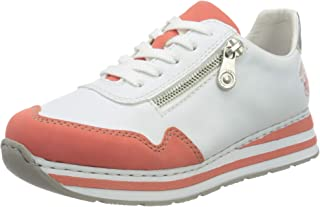 Rieker Femme Chaussures Basses L2321, Dame Bas,Semelle intérieure Amovible