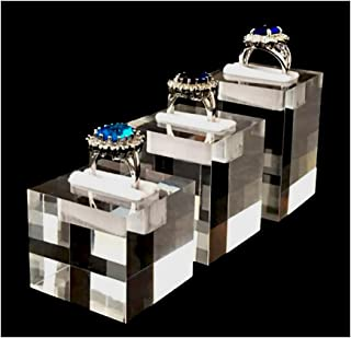 Best acrylic ring display Reviews