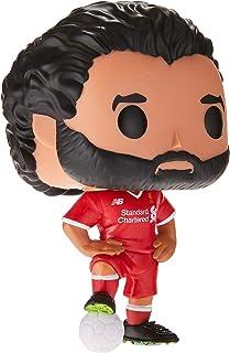 Funko Pop! Football: English Premiere League Liverpool- Mohamed Salah, Action Figure - 29217