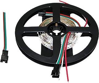 Lighting-Source Sk6812 Led Strip Light 1Meter 60 Led/m IC Built-in Not Waterproof IP30 DC5V White PCB Plate Width 10mm
