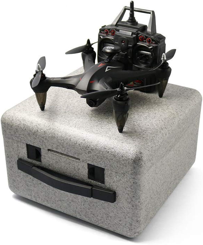 HVBYHF Professionelle GPS-Drohne mit 1080P-Kamera und One-Button-Start Fall-Drohne für die Heimkehr ohne Batterie mit Fernbedienung für Reisevideos