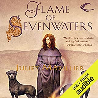 Flame of Sevenwaters cover art