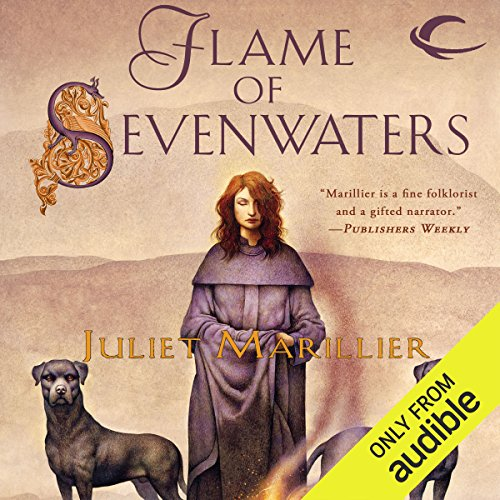 Couverture de Flame of Sevenwaters