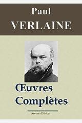 Paul Verlaine : Oeuvres complètes et annexes - Les 50 titres (Nouvelle édition enrichie) (French Edition) Kindle Edition