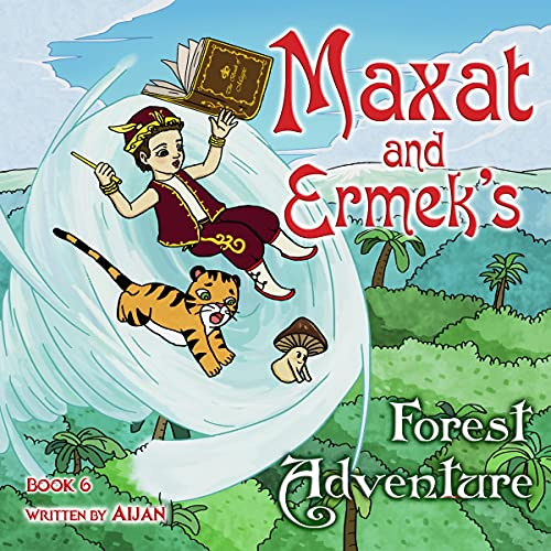 Maxat and Ermek's Forest Adventure cover art