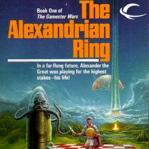 The Alexandrian Ring audiobook cover art