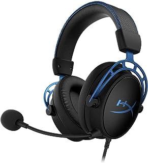 HyperX Cloud Alpha S - Audífonos para gaming, Sonido Surrou