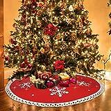 Mayepoo Fieltro Falda de árbol de Navidad, Base del Árbol