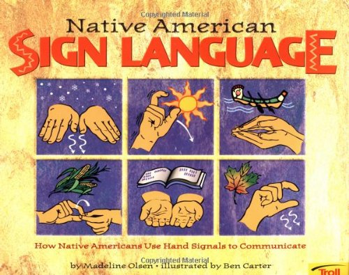 Compare Textbook Prices for Native American Sign Language  ISBN 9780816745098 by Olsen