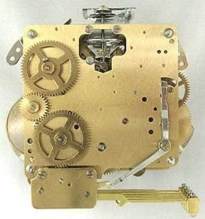 Hermle 340-020 Mantel Clock Movement with Bronze Bushings (Bronze)