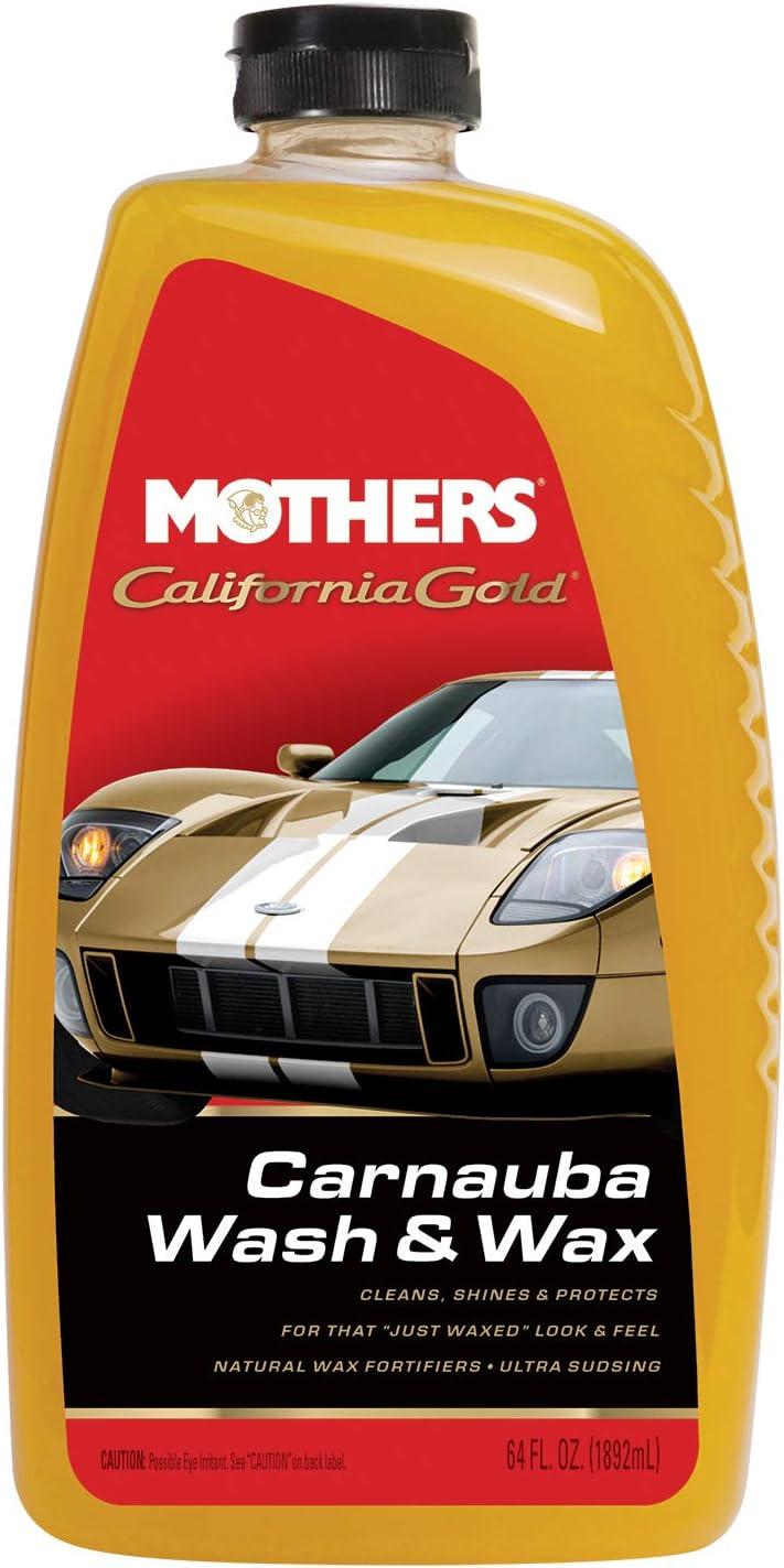 母亲加州金色巴西棕榈油洗涤蜡