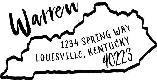 Best state address stamp Reviews