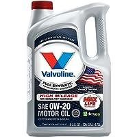 Valvoline Full Synthetic Motor Oil 5-Quart Bottles