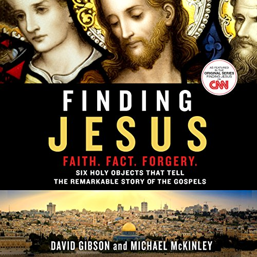 Finding Jesus audiobook cover art