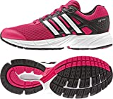 Adidas Lightster 2 xJ Kinder Laufschuhe Running Schuhe Sportschuhe Schuhe, Schuhgröße:37 1/3;Farbe:PINK/WEISS/SCHWARZ