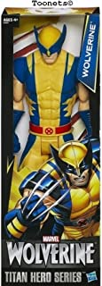 "Wolverine X-Men Action Figure Toy The AVENGERS Marvel Titan Hero 12"" Toy Gift"