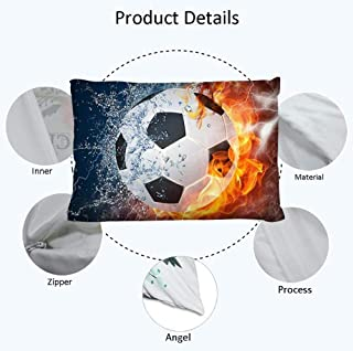 Ahawoso Throw Pillow Cover 20x26 Inch Sporty Girl Jeans Bully Shorts Fit Ass Fuck Sports Finger Recreation Beauty Underwear Fashion Hot Decorative Zippered Pillowcase Home Decor Cushion Case
