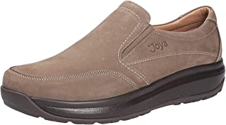 JOYA Mens Traveler II Nubuck Leather Shoes