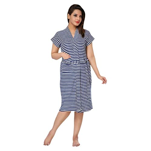 e1d7141b7 Bath Gown  Buy Bath Gown Online at Best Prices in India - Amazon.in