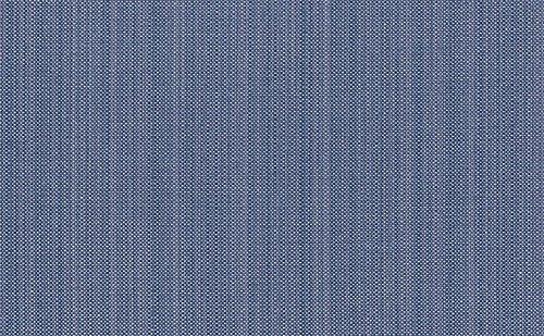 Raumausstatter.de Zena 1854 - Tela para Muebles, Color Azul