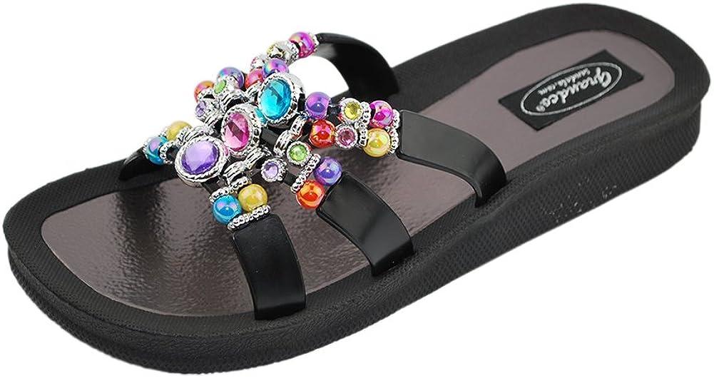 Grandco Temptation Slide Womens Sandal