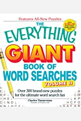 The Everything Giant Book of Word Searches Volume II: Over 300 brand-new puzzles for the ultimate word search fan Paperback
