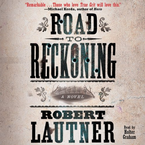 Road to Reckoning audiobook cover art