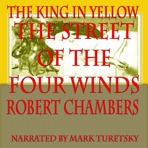 The Street of the Four Winds audiobook cover art
