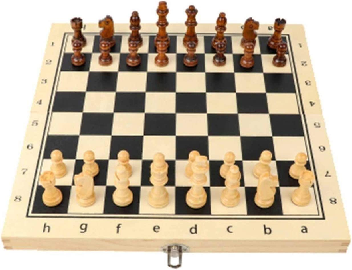 ZHZHUANG Chess Set Quality Magnetic Sol Wooden Our shop OFFers the best Arlington Mall service Folding