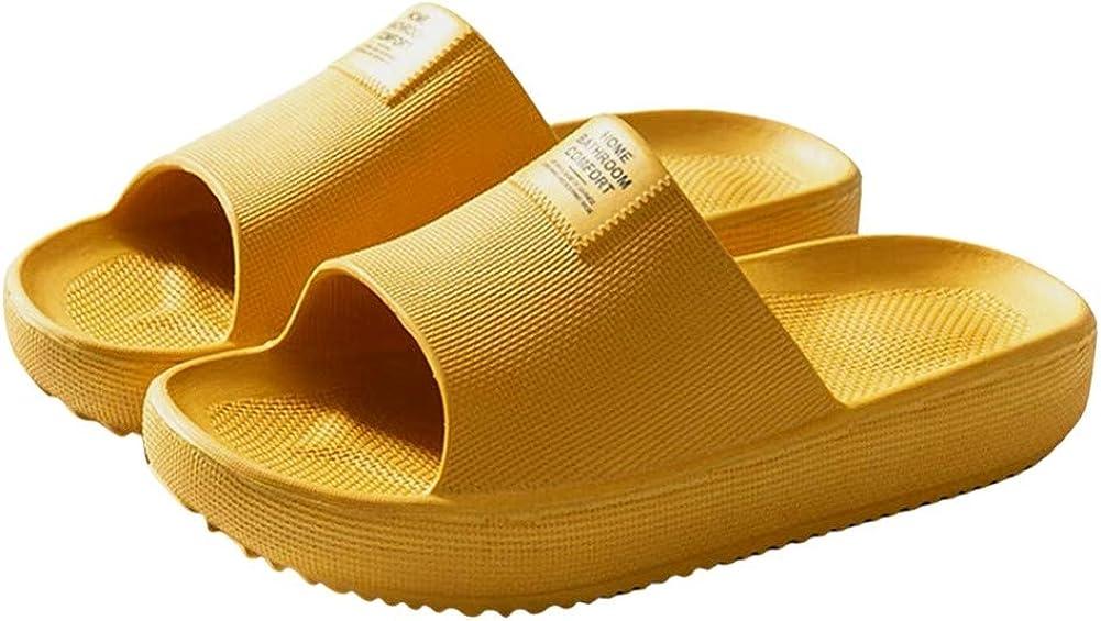 Women's Fashion House Slippers Shower Sandals Bathroom Pool Beac