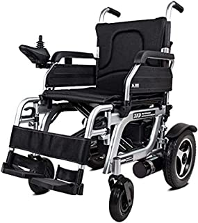FHISD Foldable Electric Power Wheelchair [2019 New]