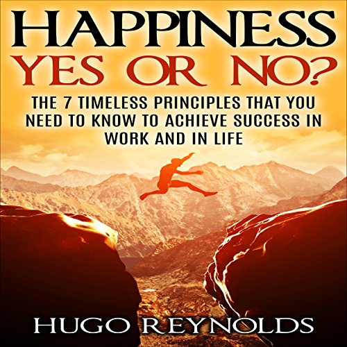 Happiness Yes or No? audiobook cover art